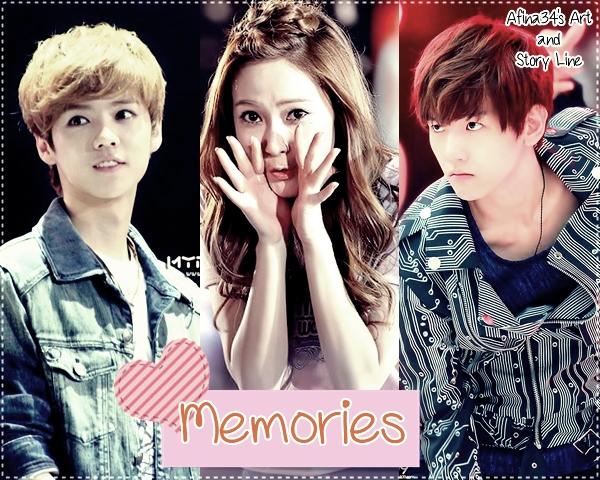 Poster 'Memories'