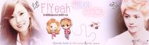 Header 'F!Yeah Luhan Jessica' copy