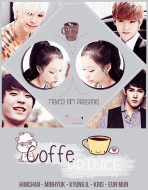 Poster 'Coffe Prince'