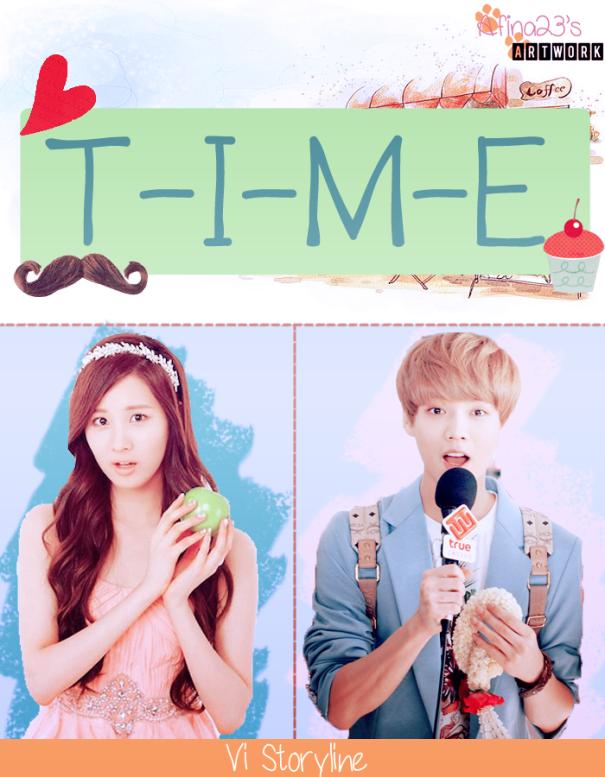 Poster-'T-I-M-E'