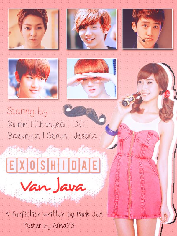 Poster-'EXOSHIDAE-Van-Java'