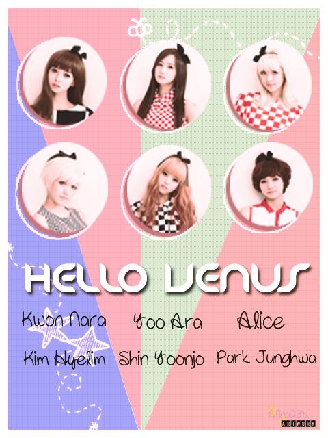 Wallpaper-'Hellovenus'