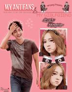 Poster 'My Antifans is My Girlfriend'