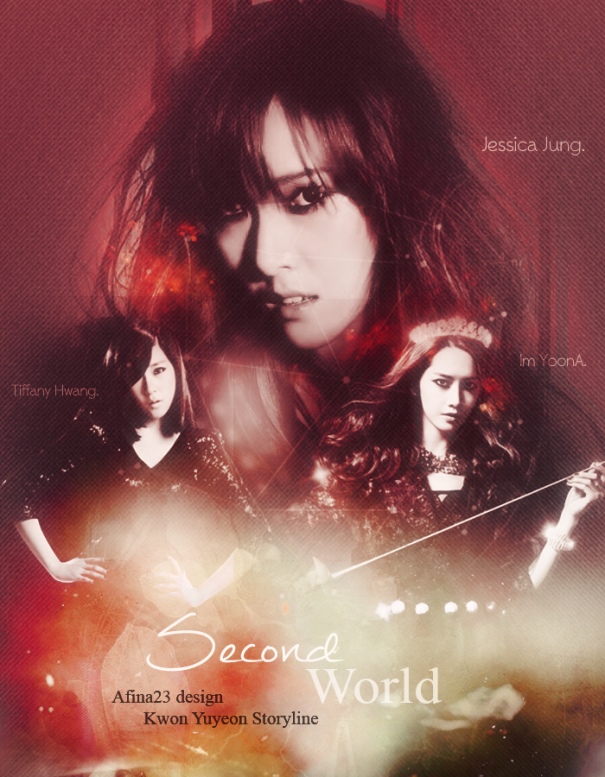 Poster 'Second World'