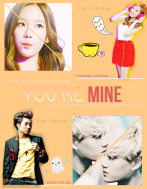 Poster 'You're Mine'